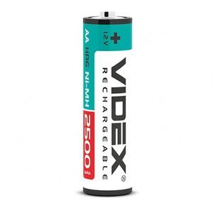 Аккумуляторы Videx HR6/AA 2500mAh 1.2V