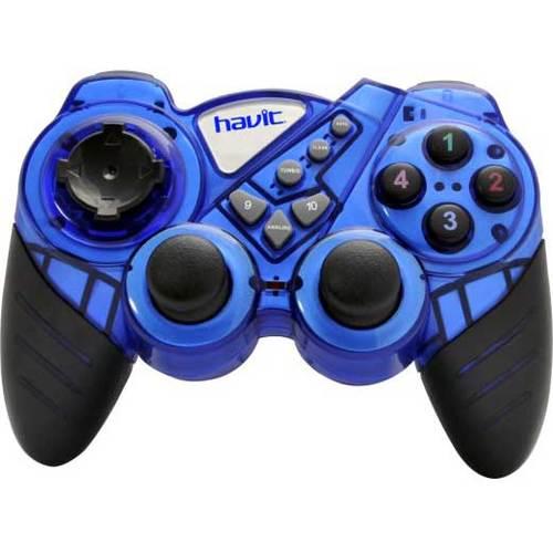 Джойстик Havit HV-G63 Blue