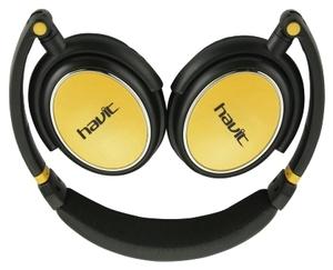 Наушники Havit HV-ST038, Yellow
