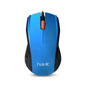 Мышь Havit HV-MS689 USB, blue