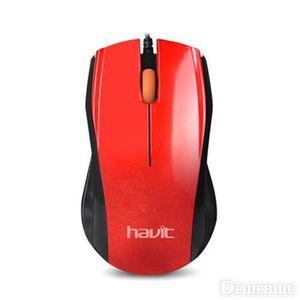 Мышь Havit HV-MS689 USB, red