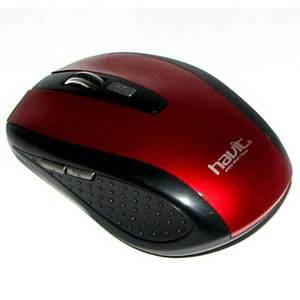 Мышь беспроводная Havit HV-MS813GT USB, red