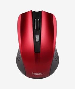 Мышь беспроводная Havit HV-M921GT USB, red