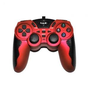 Джойстик Havit HV-G82 USB+PS2+PS3 Red