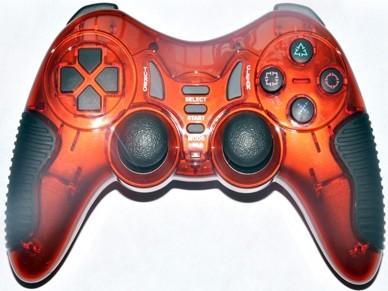 Джойстик Havit HV-G85 USB+PS2+PS3 Red