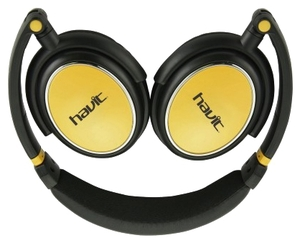 Наушники Havit HV-ST038, Yellow