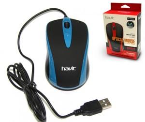 Мышь Havit HV-MS675 USB, blue