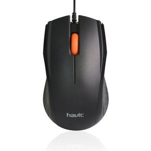 Мышь Havit HV-MS689 USB, black