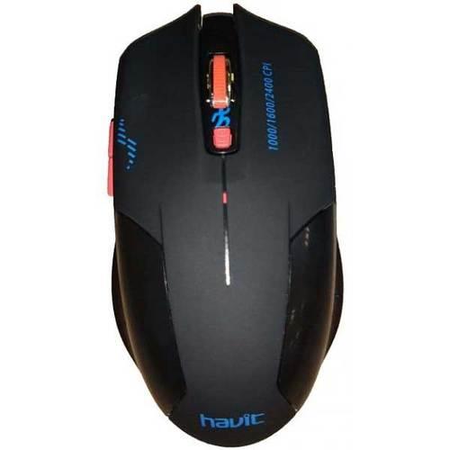 Мышь беспроводная Havit HV-MS927GT USB, black